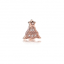 Twinkling Christmas Tree Petite Locket Charm 786399CZ